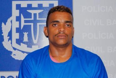 Segundo suspeito de atirar em PM se entrega à polícia | Divulgação | SSP-BA