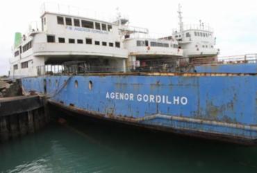 Afundamento do ferryboat Agenor Gordilho é suspenso | Divulgação | Setur