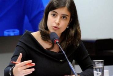 Tabata Amaral diz que vai à Justiça para manter mandato mesmo fora do PDT | Reprodução | Agência Câmara