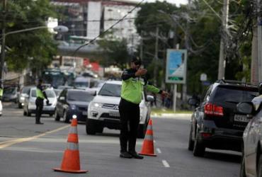 Trânsito é alterado para realização de eventos em Salvador   Joá Souza   Ag A TARDE