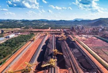 Produção de minério da Vale no 3º tri cai 17,4% e atinge 86,7 milhões de t |