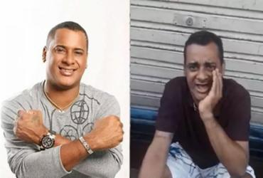 Xexéu, ex-Timbalada, aparece irreconhecível nas ruas de Salvador | Reprodução l Twitter