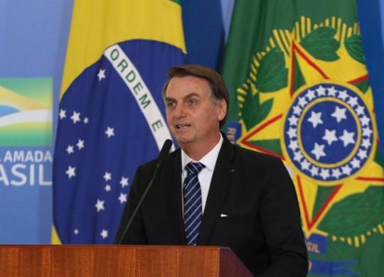 Bolsonaro libera 13º do Bolsa Família e verbas para obras de Irmã Dulce   Wilson Dias l Agência Brasil
