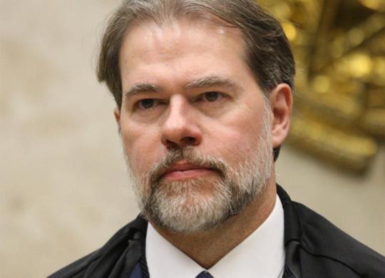 Toffoli diz que julgamento sobre prisão em 2ª instância não termina nesta quinta-feira | Nelson Jr. | SCO | STF