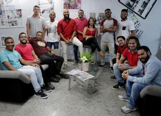 Massa! completa 9 anos de interação com o leitor | Felipe Iruatã | Ag. A TARDE