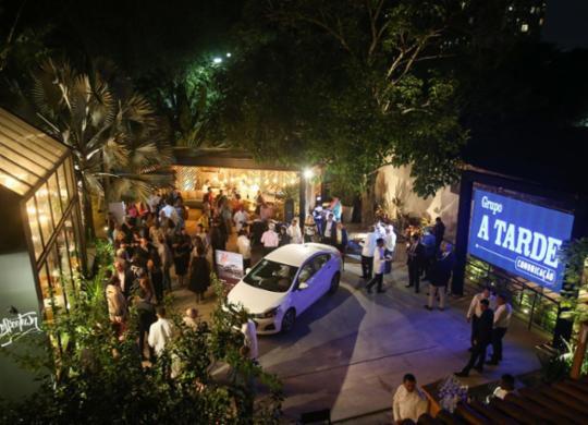 Veja as imagens da festa em comemoração aos 107 anos do Jornal A TARDE | Raphael Muller | Ag. A TARDE