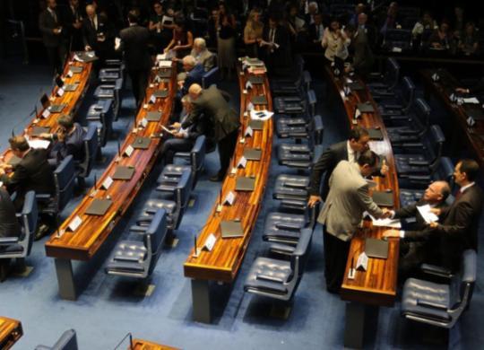 Senado inicia votação da reforma da Previdência em segundo turno; SIGA | Fabio Rodrigues Pozzebom | Agência Brasil