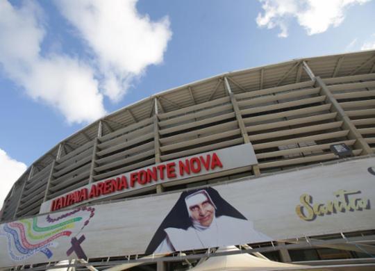 Confira orientações para facilitar o acesso à Arena Fonte Nova | Raphael Müller | Ag. A TARDE