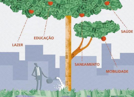 Novos prefeitos devem enfrentar escassez de recursos para investir | Bruno Aziz | Ag. A TARDE