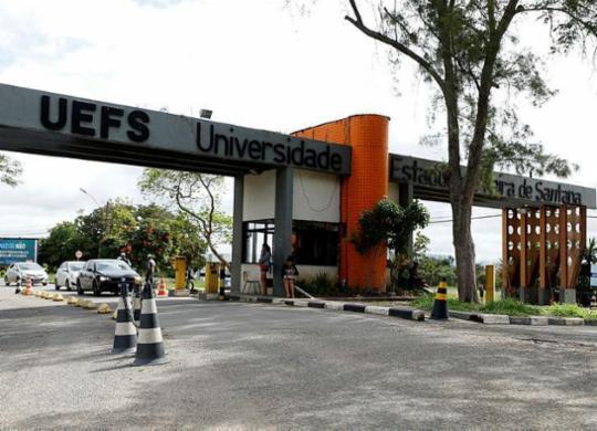 Estudante é estuprada durante festa universitária na UEFS | Joá Souza / Ag. A TARDE