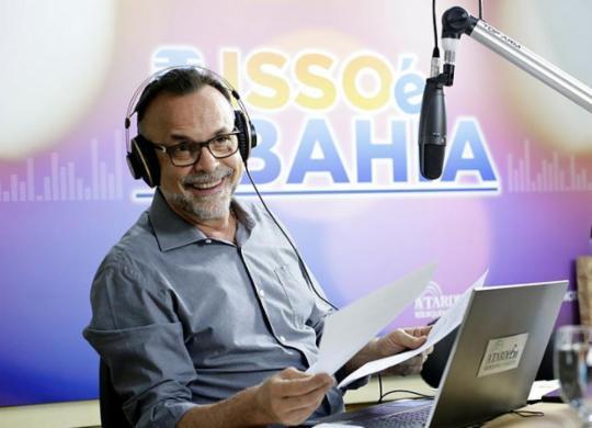 Acompanhe o programa 'Isso é Bahia' | Raul Spinassé | Ag. A TARDE