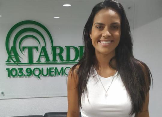 São muitos embriões que estou gerando em 2019, diz Ju Moraes sobre projetos | Natália Figueiredo | Ag A TARDE