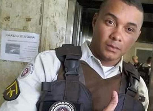 Soldado PM ligado a Aspra tem prisão preventiva decretada pela Justiça | Divulgação | SSP