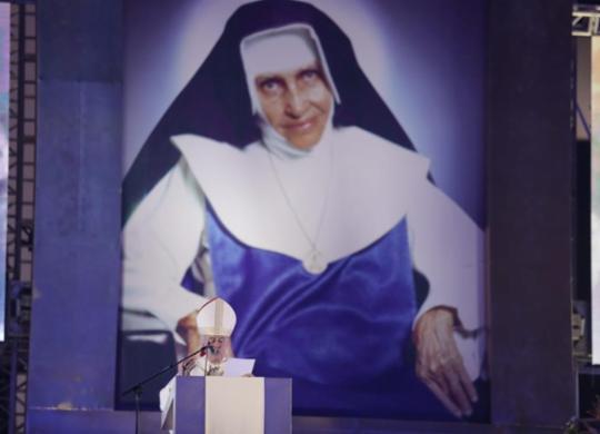 O mundo precisa de muitas Irmãs Dulces, afirma Dom Murilo Krieger | Raul Spinassé | Ag. A TARDE