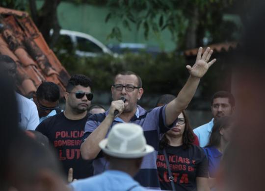 Prisco deflagrou greve na PM em tempo da Santa Dulce e se deu mal   Felipe Iruatã   Ag. A TARDE   8.10.2019