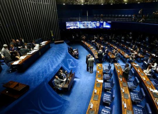 Senado irá votar proposta em segundo turno da Reforma da Previdência | Marcelo Camargo | Agência Brasil