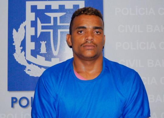 Segundo suspeito de atirar em policial se entrega à polícia | Divulgação | SSP