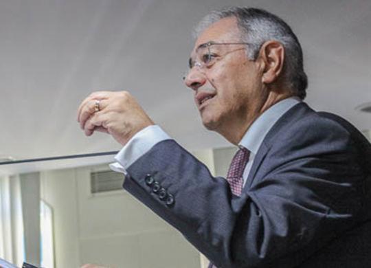 Presidente do Tribunal de Contas em Portugal faz palestra no TCE | Divulgação | TCE