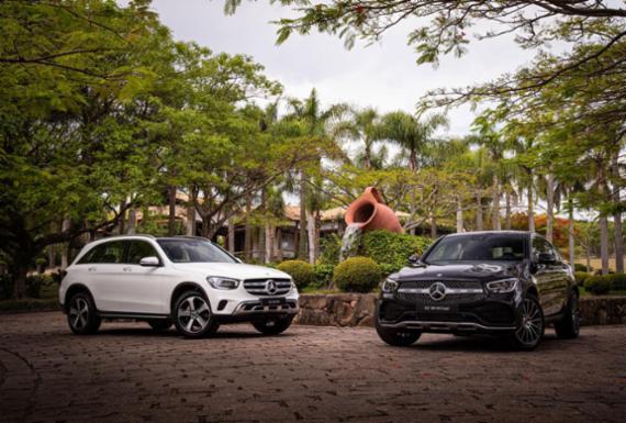 Novo Mercedes GLC SUV premium e coupé impressionam | Divulgação