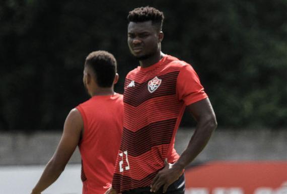 Caicedo e Lucas Cândido são dúvidas para enfrentar Ponte Preta   Letícia Martins   ECVitória
