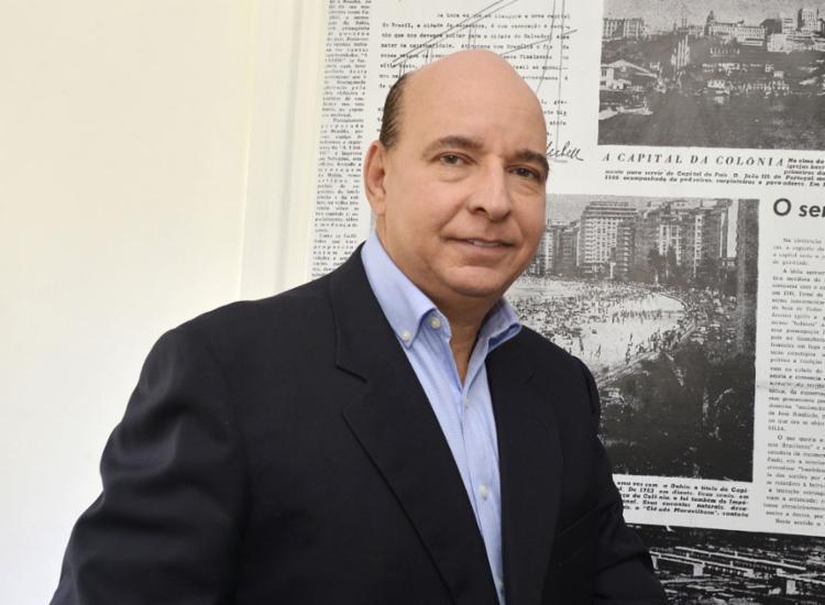 """Luciano Neves, dir. Novos Negócios: """"Estreitamos relações para mostrar funções do grupo e criar agenda positiva"""""""