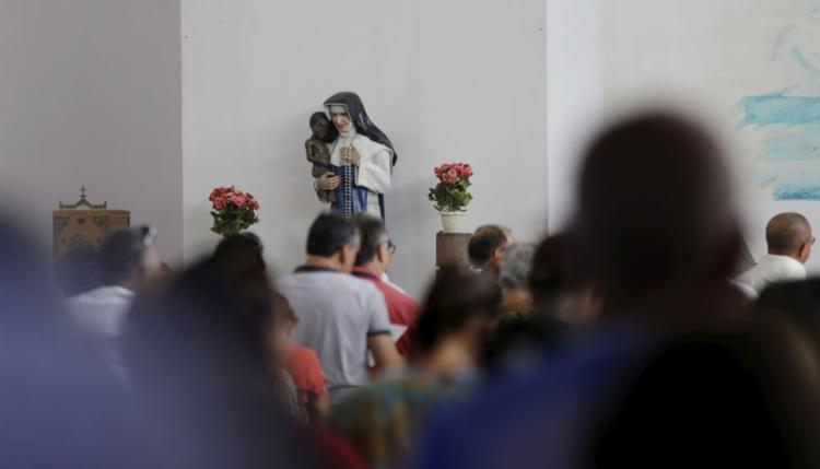 Santuário de Santa Dulce dos Pobres (Foto: Joá Souza l Ag. A TARDE | 19.5.2019)