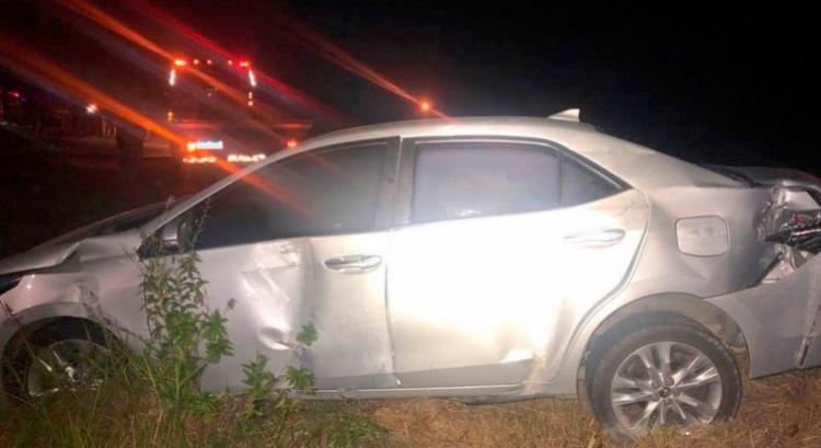 Carro foi apreendido pela polícia - Foto: Reprodução | Radar 64