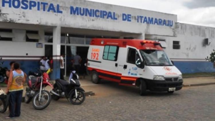 As vítimas foram encaminhadas ao Hospital Municipal de Itamaraju - Foto: Reprodução