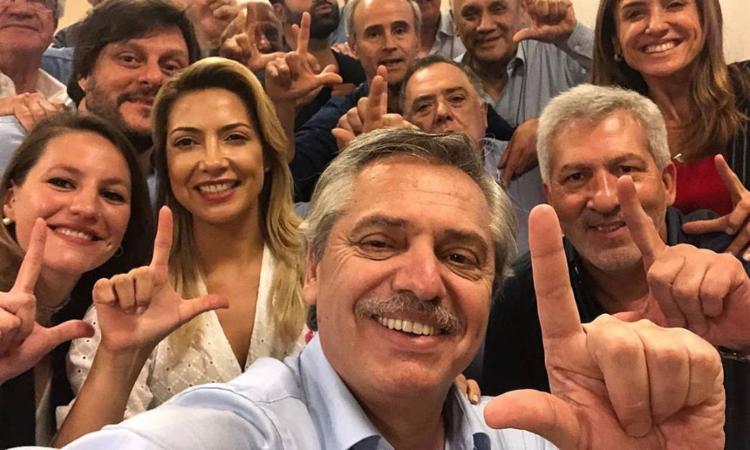 Candidato à presidência da argentina pediu liberdade do ex-presidente Lula - Foto: Reprodução | Twitter