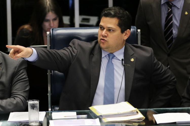 A reforma da Previdência chegou ao plenário do Senado, onde deve passar por dois turnos de votação - Foto: Fabio Rodrigues Pozzebom l Agência Brasil
