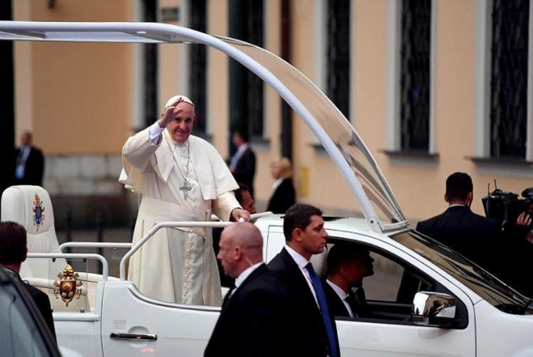 Papa defende que Sínodo dos Bispos deve propor soluções para o caso - Foto: Mazur | Catholic News