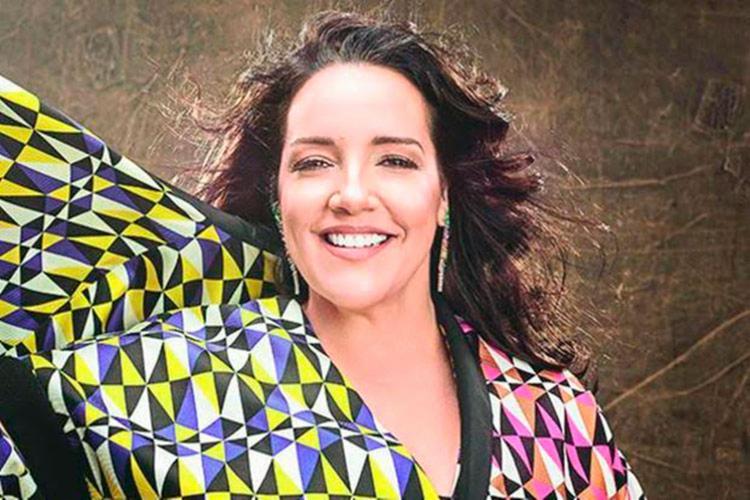 Cantora comemora 20 anos de carreira - Foto: Divulgação