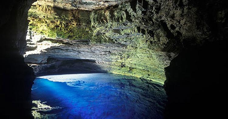 Cerca de 76% do aquífero Urucuia fica no estado da Bahia - Foto: Reprodução l geodinossauro.blogspot.com