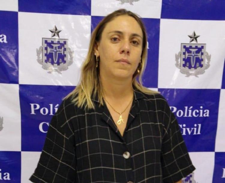 Márcio Amorim Vieira, marido de Adriana, foi encontrado carbonizado no porta-malas de um carro - Foto: Divulgação/SSP
