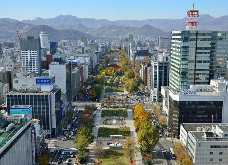 Plano do COI é sediar a tradicional prova na cidade de Sapporo - Foto: Divulgação