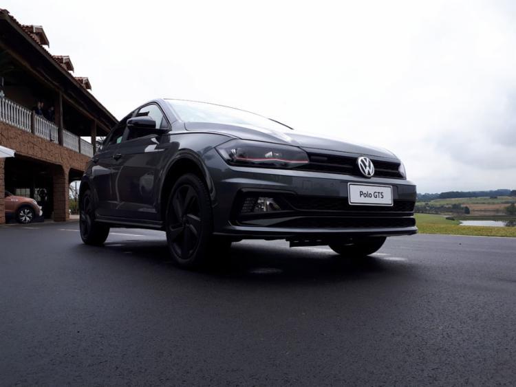 Hatch é inspirado no Polo GTI europeu - Foto: Divulgação