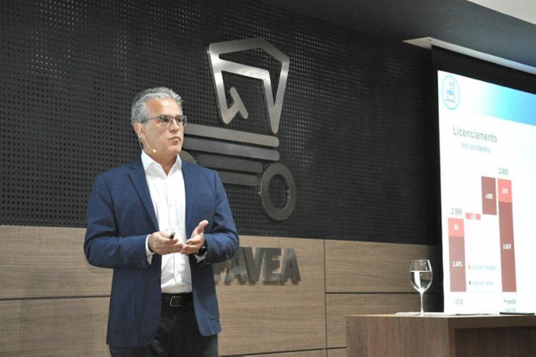 Moraes: vantagens do motor flex - Foto: Divulgação