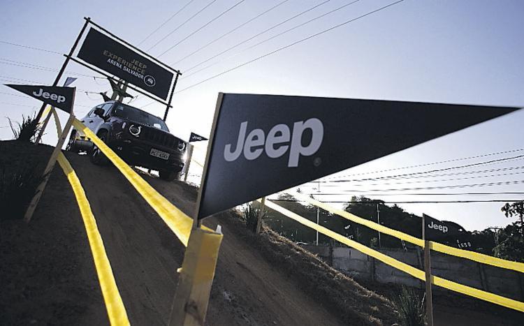 Jeep Experience – Salvador acontece de amanhã até sábado - Foto: Raul Spinassé | Ag. A TARDE