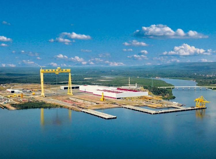 Projeto de R$ 6 bi destacava-se como um dos maiores investimentos já feitos na Bahia - Foto: Odebrecht | Divulgação