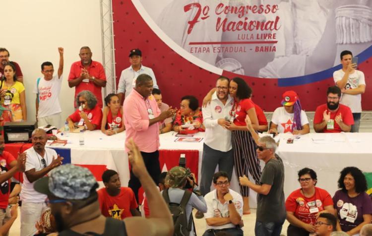 Eden Valadares foi eleito como presidente do partido na Bahia - Foto: Divulgação