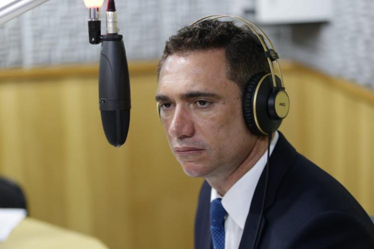 O secretário esteve nesta região, em setembro, junto com o governador Rui Costa - Foto: Raul Spinassé | Ag. A TARDE