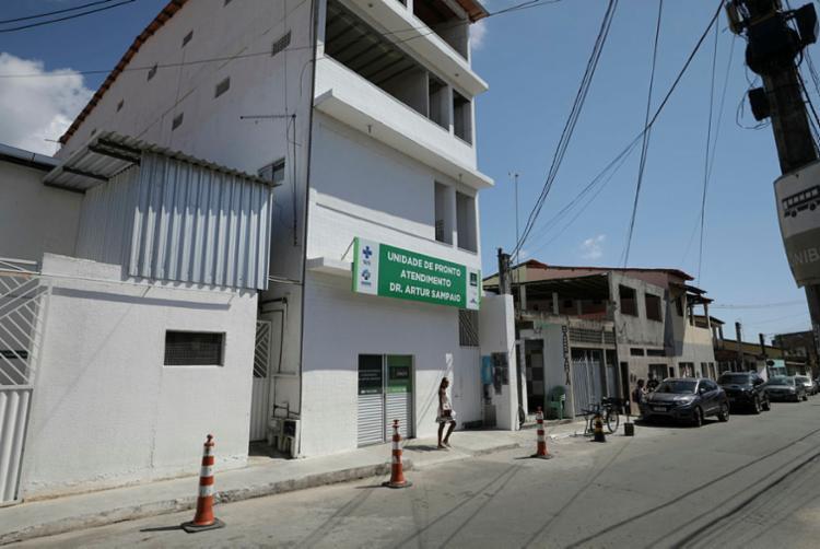 O 'Olhar Cidadão' deste domingo retratou problemas de saúde em Camaçari - Foto: Joá Souza | Ag. A TARDE