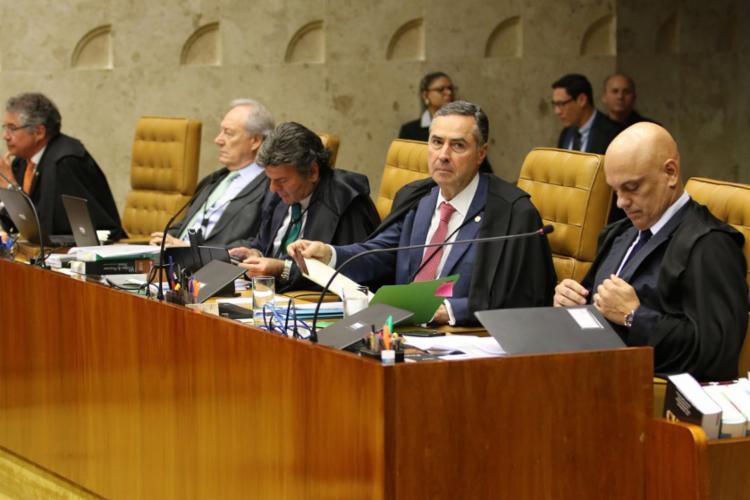 O julgamento foi suspenso e retorna nesta quinta-feira, 24 - Foto: Fernando Frazão | Agência Brasil