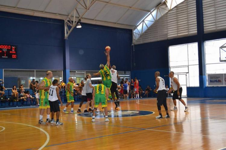 Competição reúne 28 equipes femininas e 24 masculinas de vários estados - Foto: Divulgação   Associação de Basquete Master de Sergipe (Abamas)