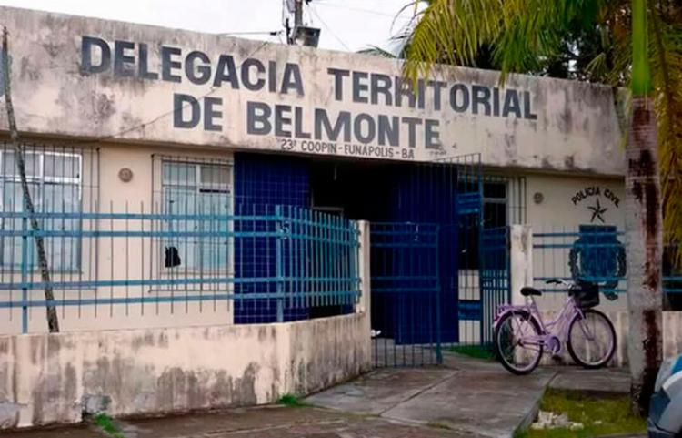 Caso foi registrado na delegacia de polícia local FOTO: Reprodução   Teixeira Hoje - Foto: Reprodução   Teixeira Hoje
