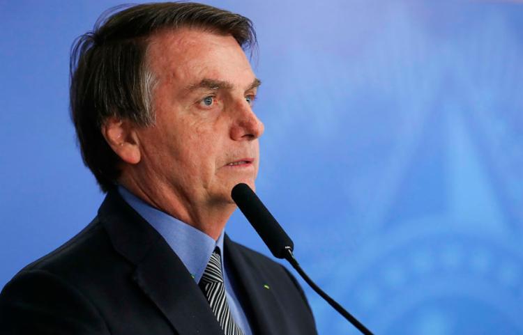 No último domingo, 6, a Folha publicou uma matéria mostrando ligações entre a campanha de Bolsonaro e o escândalo de candidaturas fantasmas em MG - Foto: Marcos Corrêa   PR