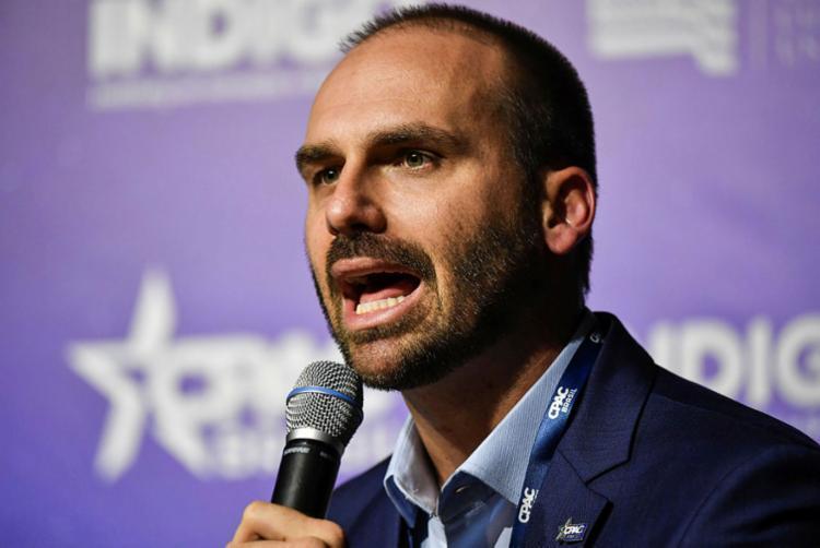 Deputado é o atual líder da bancada do PSL na Câmara - Foto: Nelson Almeida | AFP