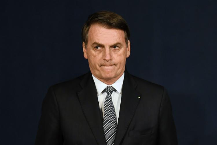 Presidente cogitou deixar a sigla durante a semana - Foto: Evaristo Sá | AFP