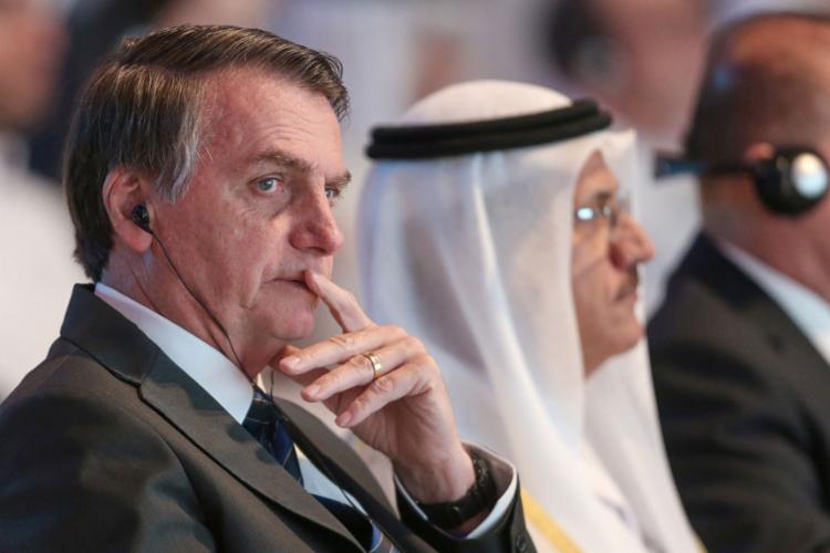 O presidente cumpre agenda de viagens pela Ásia e Oriente Médio - Foto: AFP