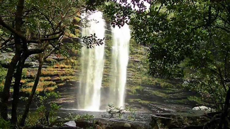 Turistas faziam trilha que ia de Lençóis até a região do Palmital, conhecida por sua cachoeira - Foto: Reprodução | Youtube